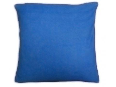 Poszewka na poduszkę Frotte ciemny niebieski 40x40  int 017