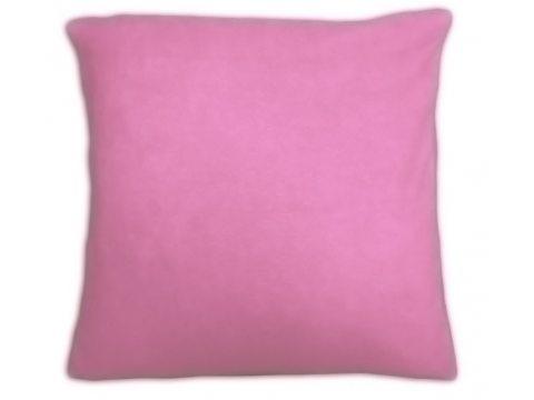 Poszewka na poduszkę Frotte ciemny róż 40x40  int 013
