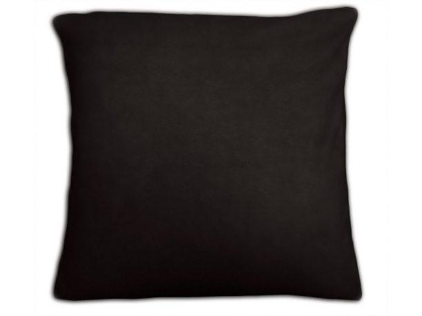 Poszewka na poduszkę Frotte czarny 40x40  int 027