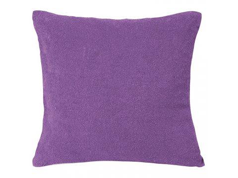 Poszewka na poduszkę Frotte fiolet  40x40  int 008