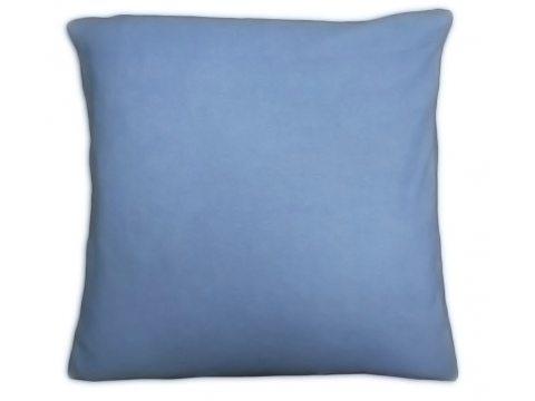 Poszewka na poduszkę Frotte jasny niebieski  40x40  int 005