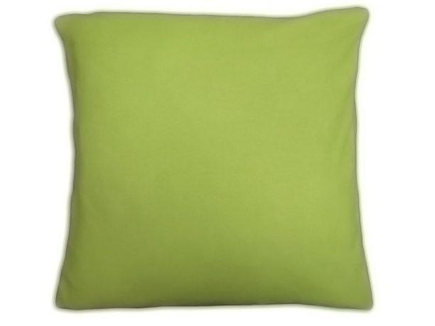 Poszewka na poduszkę Frotte limonka  40x40   int 035