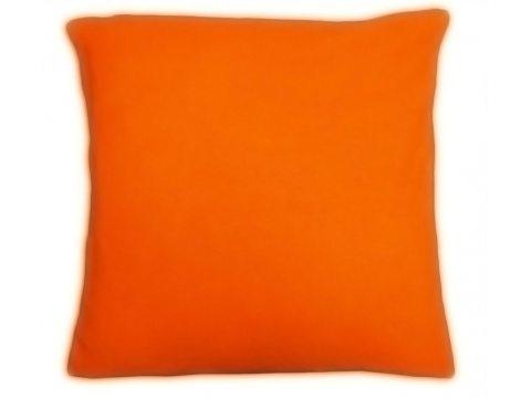 Poszewka na poduszkę Frotte pomarańczowa 40x40     int 031