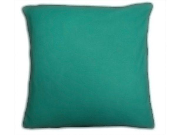 Poszewka na poduszkę Frotte zieleń butelkowa 40x40 int 011
