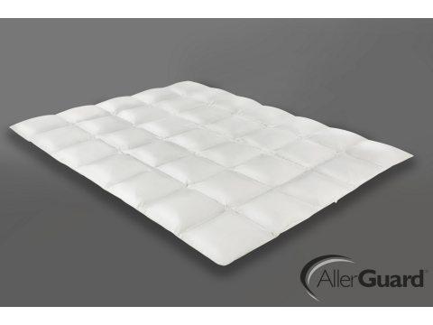 Kołdra antyroztoczowa 135x200 AllerGuard® Medium Antyalergiczna Puchowa