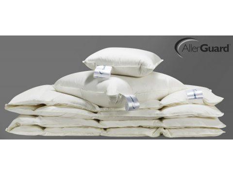 Kołdra antyroztoczowa 100x135 AllerGuard® Medium Antyalergiczna Puchowa