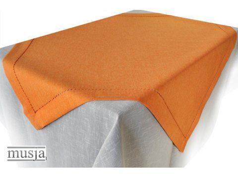 Serwetka z mereżką 30x45  pomarańcz