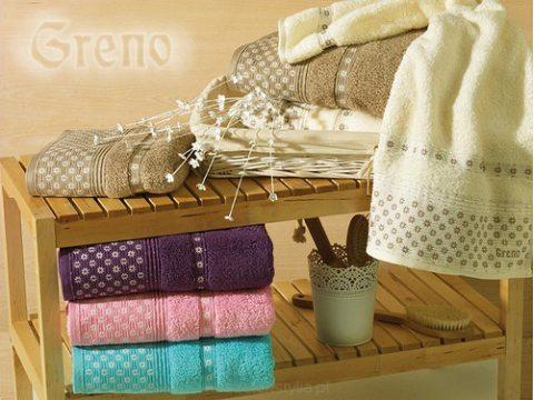 Ręcznik Greno Amarante Beż...