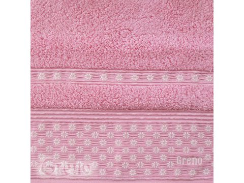 Ręcznik Greno Amarante 50x90 Róż