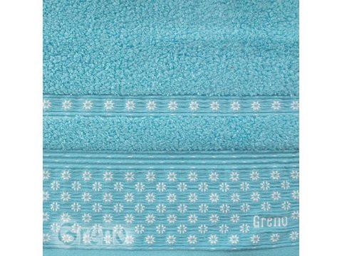 Ręcznik Greno Amarante 70x140 Turkusowy