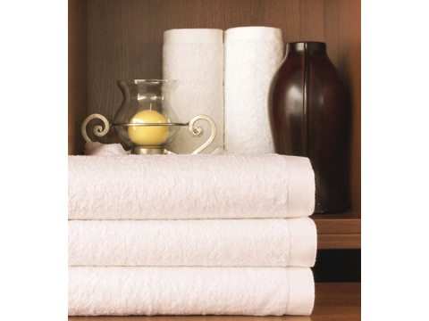Ręcznik Yena -biały - 100 x 150 Greno