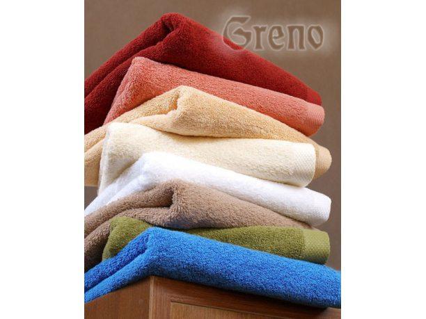 Ręcznik Yena - Niebieski - 50 x 100 Greno