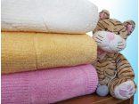 Ręcznik Wersal 50x90 Żółty Greno