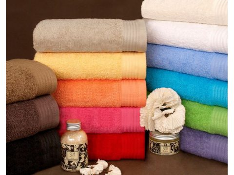 Ręcznik Greno Perfect 50x90 Pomarańczowy