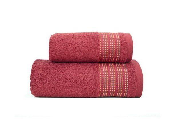 Ręcznik Greno Oryginał 70x140 Bordowy