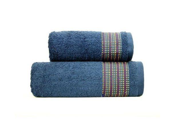 Ręcznik Greno Oryginał 70x140 Granatowy