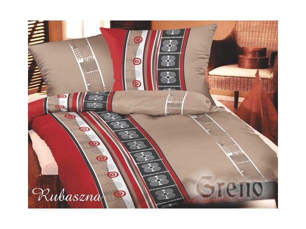 Pościel bawełniana Bielbaw Rubaszna 220x200  Greno