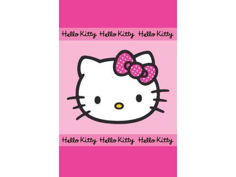 Ręcznik licencyjny dla dzieci  Hello Kitty 40x60 HK 02