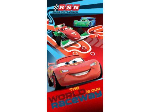 Ręcznik Plażowy 70x140 Cars 01 Disney Auta