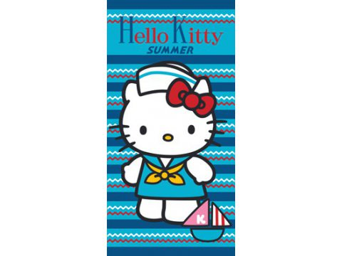 Ręcznik Plażowy 70x140 Hello Kitty Disney HK 01