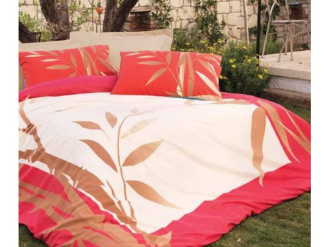 Komplet pościel z bawełny   4 el. Bamboo Tree 200x220