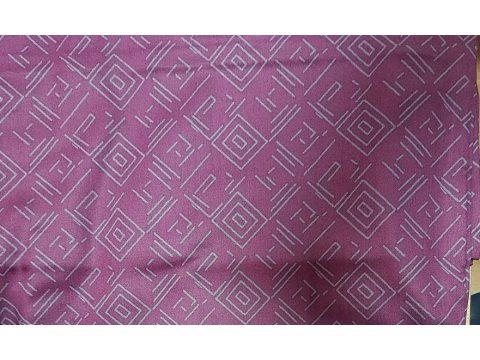 Komplet pościeli satynowej Indigo Violet  160x200