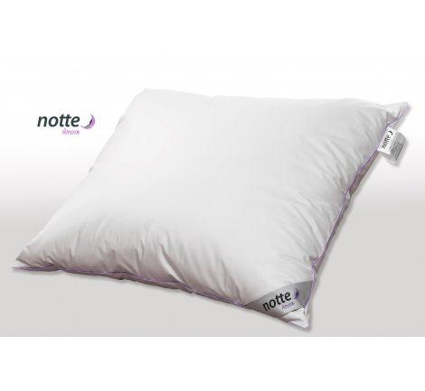 Poduszka puchowa Notte Amore 50x70  trzykomorowa  Animex