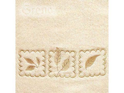 Ręcznik Greno Gracja 50x100 Kremowy