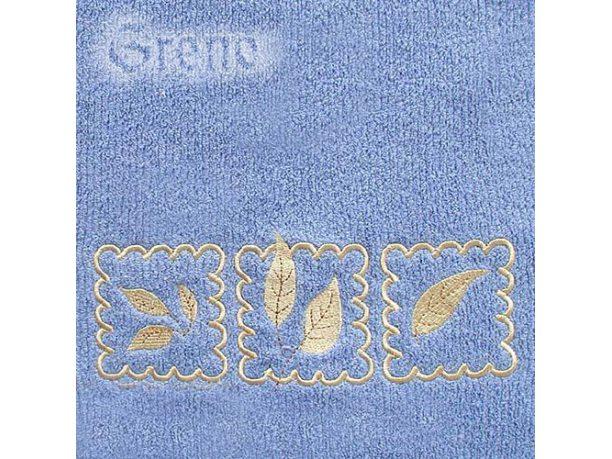 Ręcznik Greno Gracja 70x140 Niebieski