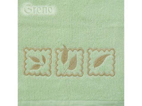 Ręcznik Greno Gracja 50x100 Pistacja