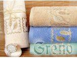 Ręcznik Greno Gracja 70x140 Żółty