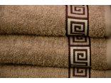 Ręcznik Greno Dunaj 50x90 Beżowy Frotex