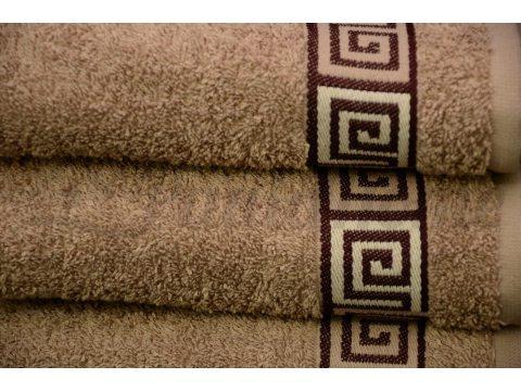 Ręcznik Greno Dunaj 70x140 Beżowy Frotex
