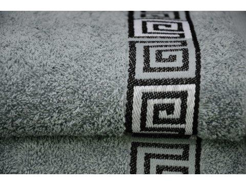 Ręcznik Greno Dunaj 50x90 Popielaty Frotex