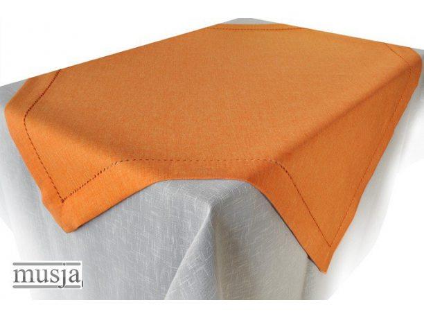 Bieżnik z mereżką 85x85 pomarańczowy