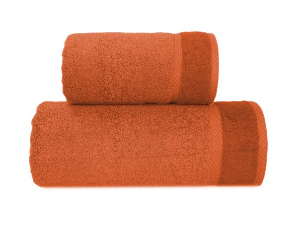 Ręcznik Soft 50x100 Pomarańczowy Greno