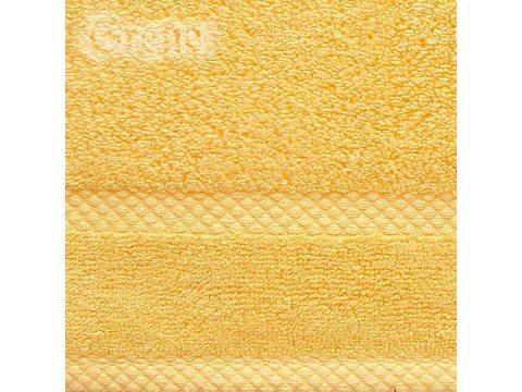 Ręcznik Greno Soft 70x140 Żółty