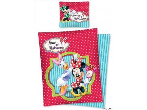 Komplet pościeli dziecięcej  Mickey Mouse / Myszka Minnie  160x200 STC 11