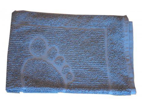 Dywanik łazienkowy Stopki  50x70 cm Stalowy   Greno
