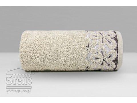Ręcznik Greno  Bella 70x140 Beżowy