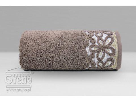 Ręcznik Greno  Bella 70x140  czekoladowy