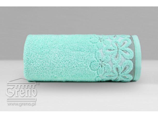Ręcznik Greno  Bella 50x90 miętowy
