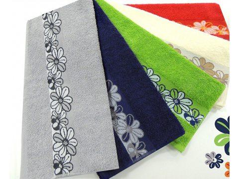 Ręcznik Frotex Dalia 50x90 Bordowy