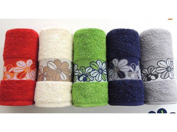 Ręcznik Frotex Dalia 70x140 Kremowy