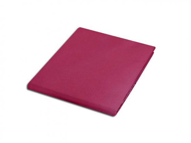 Prześcieradło satynowe 160x220  jasno fioletowe 040  bez gumki
