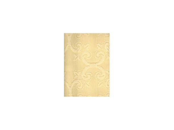 Narzuta  Żakard - Żółty - 220x260 cm - Barok Żółty - Greno