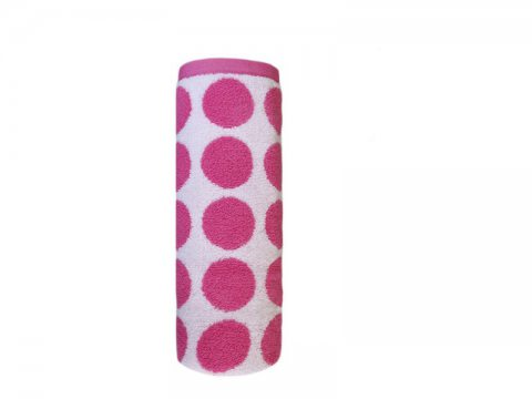 Ręcznik  Kiss Me 30x50 Różowy Greno