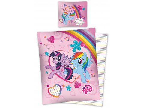 Pościel dziecięca licencyjna  160x200  My Little Pony kucyki  MLP 25