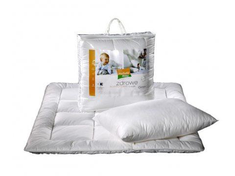 Kołdra antyalergiczna  Hollofil® Allerban®  100x135 + poduszka 40x60 AMW