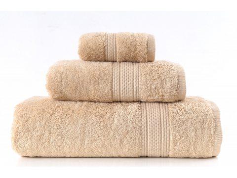 Ręcznik Egyptian Cotton 50x90 Beż Greno z bawełny egipskiej